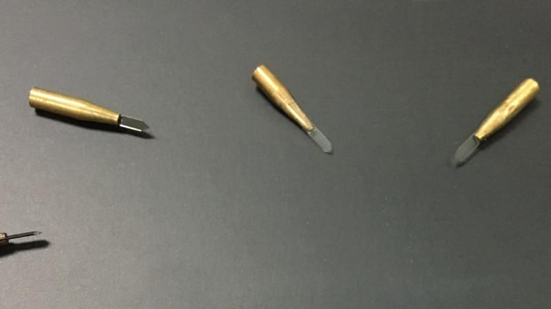 Custom all kinds of sapphire blades