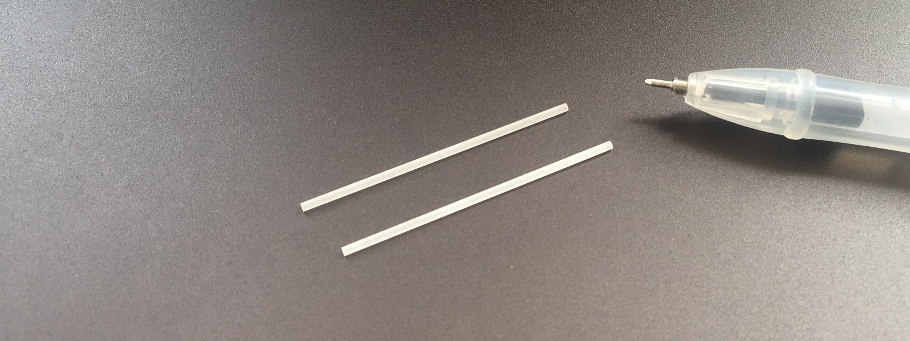 1*35mm sapphire rods