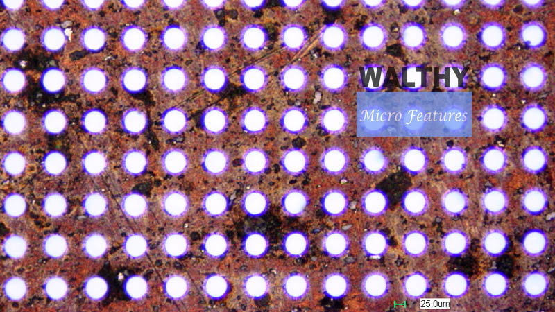 micro-aperture-copper-foil