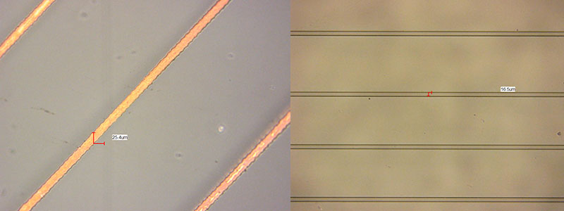 copper-and-ito-patterning